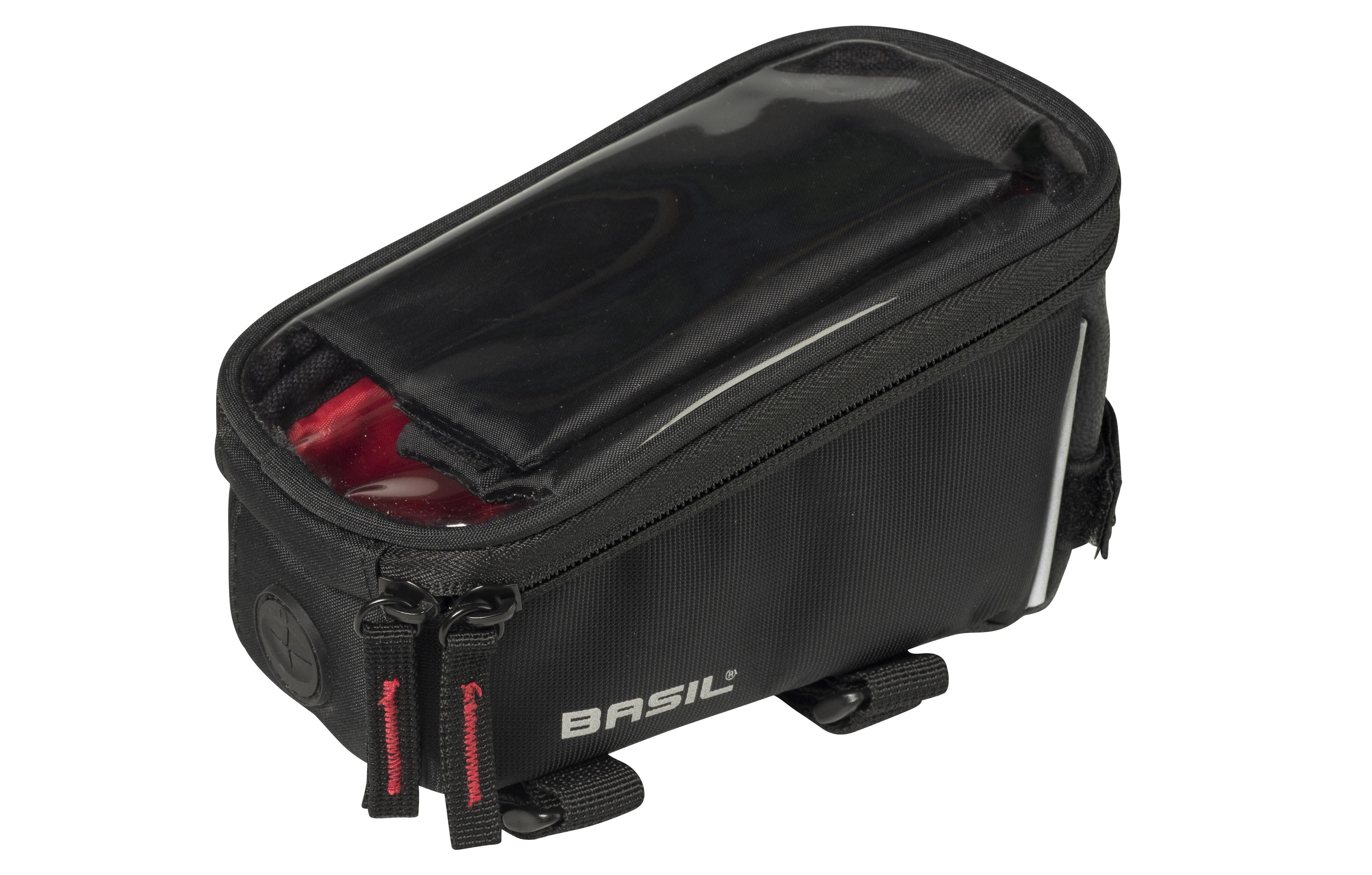 c796b54a4481 BASIL Sport Design - váztáska [1L - fekete]