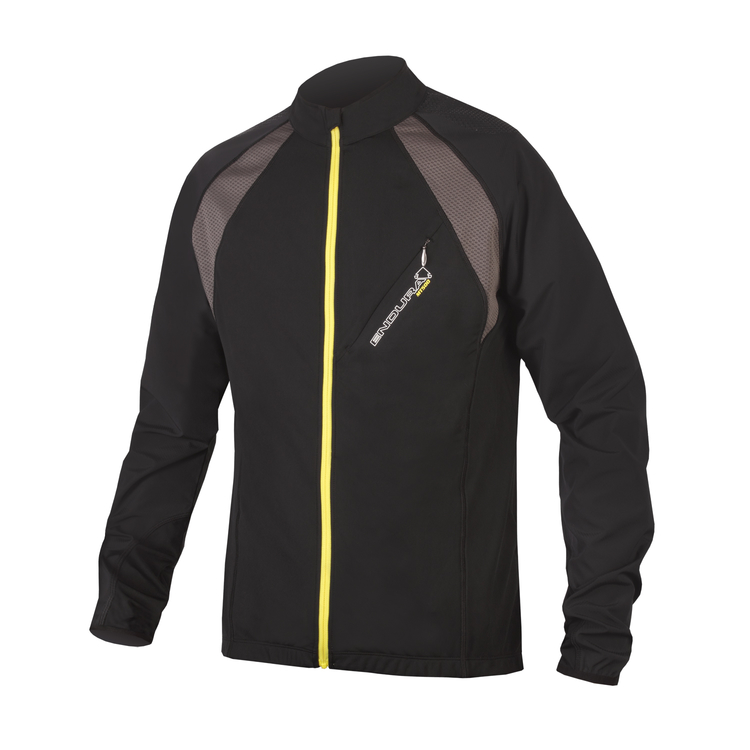 ENDURA MT500 Full Zip II L/S Jersey