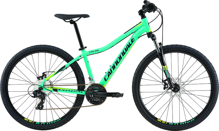 "Cannondale Foray 3 [2017] - 27,5"" női ♀ MTB"