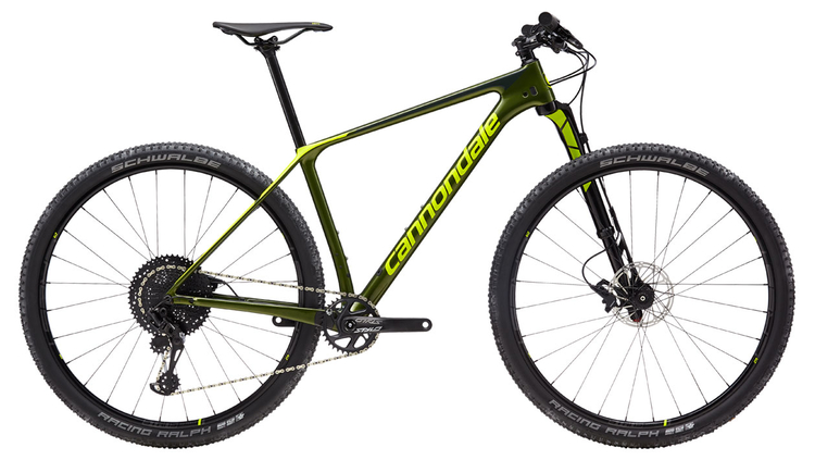 Cannondale F-Si Carbon 3 [2019]