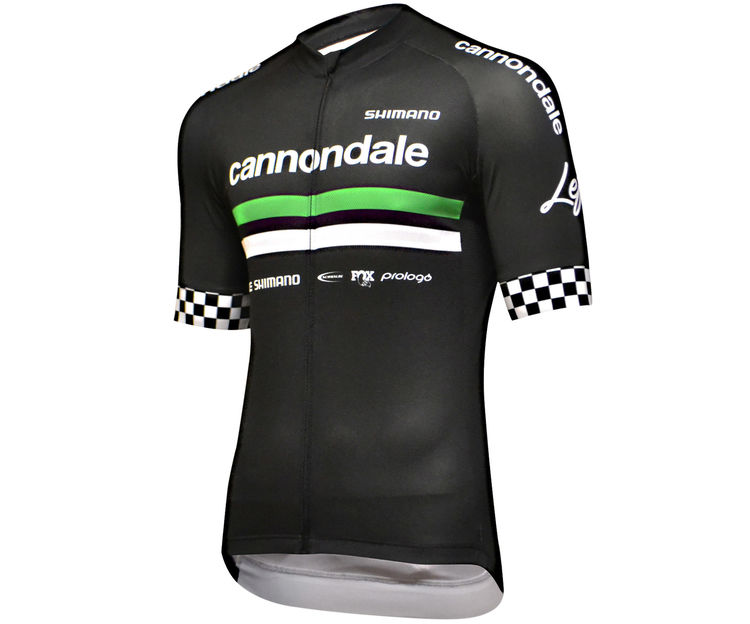 Cannondale Factory Racing Team Replica - rövid-ujjú mez