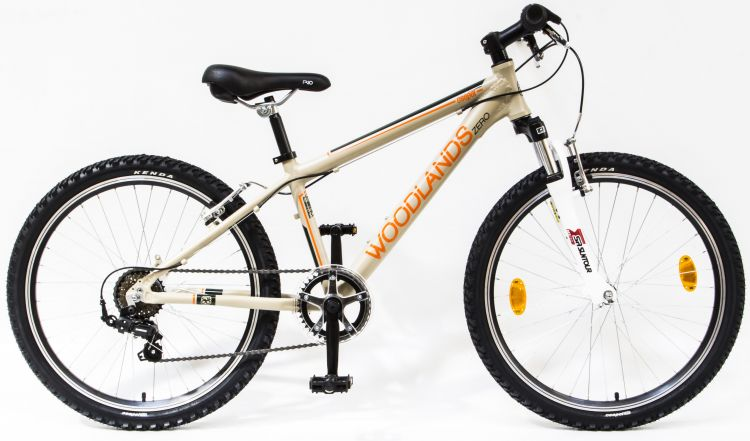 "CSEPEL WOODLANDS ZERO 24"" MTB 6SP"