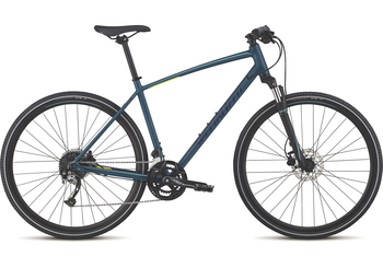 Specialized CrossTrail Sport [2018 - Zöld - M] - Cross Fitness