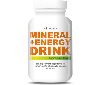 Enduraid MINERAL+ ENERGY DRINK [800 g]