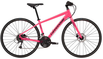 CANNONDALE QUICK DISC WOMENS 4 [2019] - NŐI FITNESS [ S ]