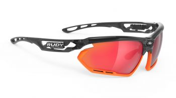 RUDY PROJECT FOTONYK [KRISTÁLY GRAFIT-MANDARIN / MULTILASER RED]