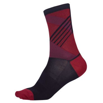 ENDURA SingleTrack Sock [42,5 - 47] MULBERRY